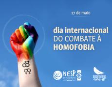 17 de Maio – Dia Internacional do Combate à Homofobia